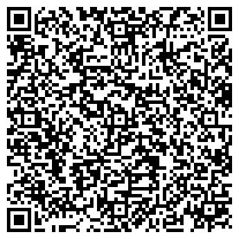 QR-код с контактной информацией организации РОВЕНСКОГО РАЙОНА ПЧ № 55