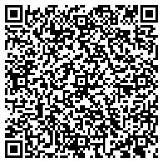 QR-код с контактной информацией организации МОДЕЛИНА