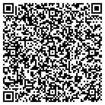 QR-код с контактной информацией организации АПРЕЛЬ СТУДИЯ ВЫШИВКИ