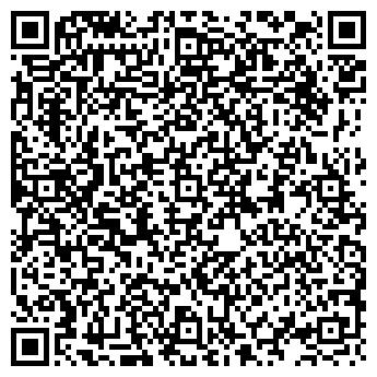 QR-код с контактной информацией организации ПЛАНЕТА СХ САМАРА