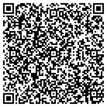QR-код с контактной информацией организации ИНТУРИСТ-САМАРА, ЗАО