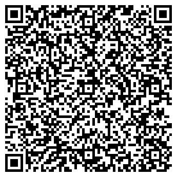 QR-код с контактной информацией организации ТУРАВИА-СЕРВИС, ООО