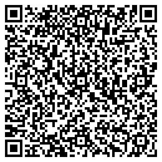 QR-код с контактной информацией организации АКБАРС, ООО