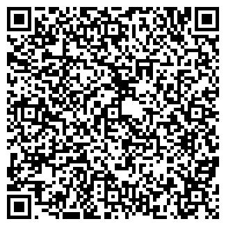 QR-код с контактной информацией организации МЕТАЛЛУРГ, МУП