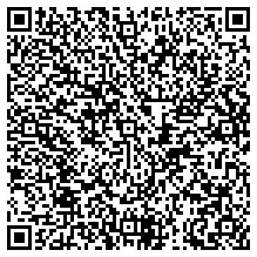 QR-код с контактной информацией организации Администрация Ленинского района Самары