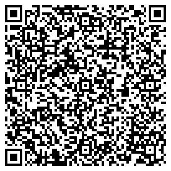 QR-код с контактной информацией организации ЭЛЕКТРИЧЕСКИЙ МИР, ООО