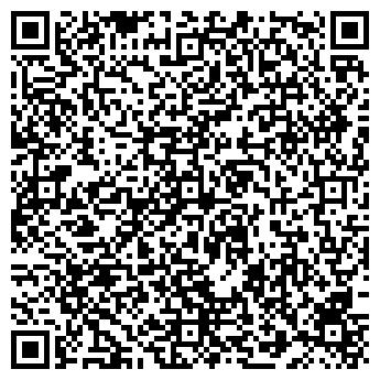 QR-код с контактной информацией организации КОГОРТА