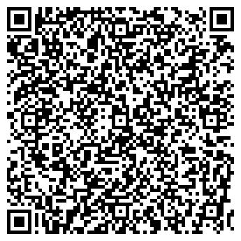 QR-код с контактной информацией организации ПИТОН-ЦЕНТР, ООО