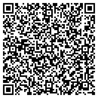 QR-код с контактной информацией организации ФМРУС, ЗАО