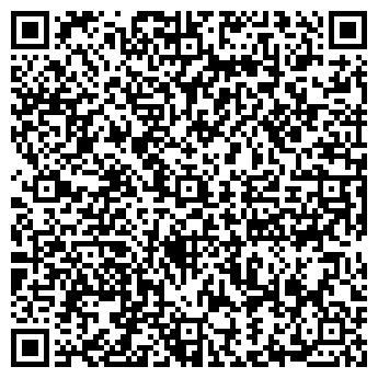 QR-код с контактной информацией организации ТРК «Happy Молл»