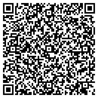 QR-код с контактной информацией организации МАНЕЖ ТК