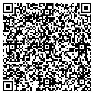 QR-код с контактной информацией организации ДВЕРИ ОКНА