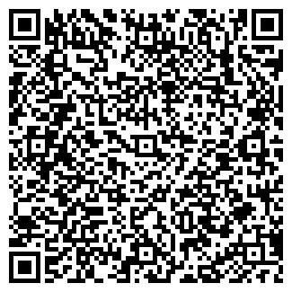 QR-код с контактной информацией организации КИРЮХИН, ИП