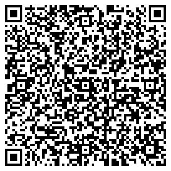 QR-код с контактной информацией организации ОКНА THYSSEN ИП АКИМОВА