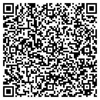 QR-код с контактной информацией организации ПЛАСТ-ОКНО