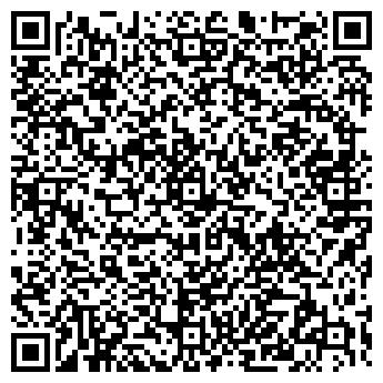 QR-код с контактной информацией организации «Хорошие двери»