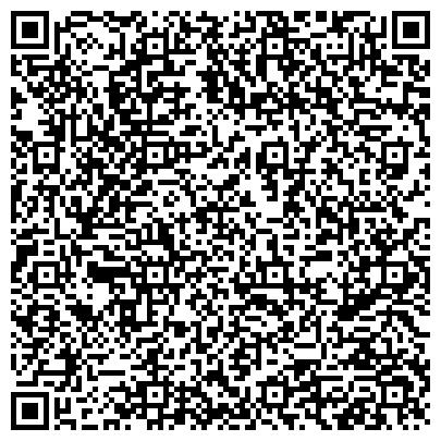 QR-код с контактной информацией организации Министерство социального развития Саратовской области
