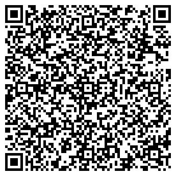 QR-код с контактной информацией организации МОНТЕ-КРИСТО, ЗАО