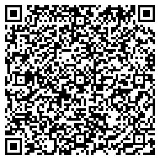QR-код с контактной информацией организации МОДУС, АНО