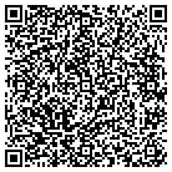 QR-код с контактной информацией организации КАСКАД УЦ, АНО
