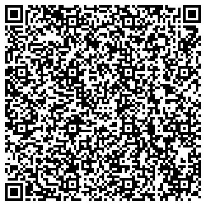 QR-код с контактной информацией организации МОУ ДОД САРАТОВСКАЯ ДЕТСКАЯ ХОРЕОГРАФИЧЕСКАЯ ШКОЛА АНТРЕ
