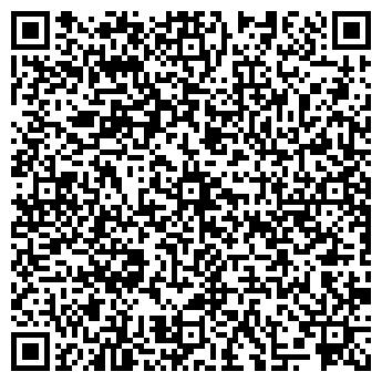 QR-код с контактной информацией организации ВОЛЖСКОГО РАЙОНА ЖКХ, МУП