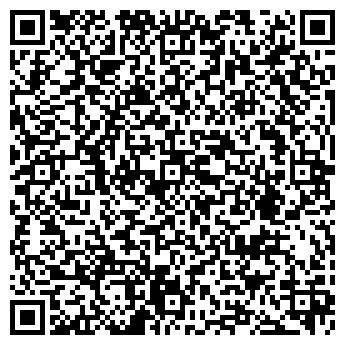 QR-код с контактной информацией организации ЗАО СЕМЕНОВСКАЯ РОСПИСЬ