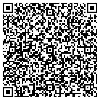 QR-код с контактной информацией организации РЭО СЕМЕНОВСКОГО РАЙОНА