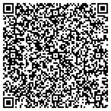 QR-код с контактной информацией организации ВОЕННЫЙ КОМИССАРИАТ СЕРГАЧСКОГО РАЙОНА