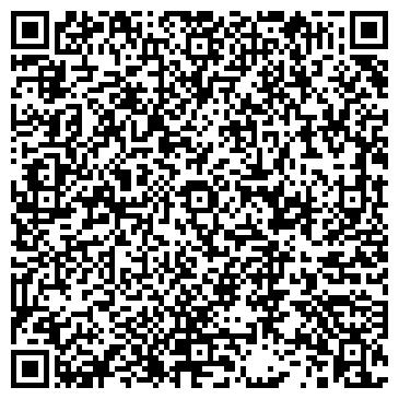 QR-код с контактной информацией организации БАНК ЦЕНТРКРЕДИТ АО ЖЕЗКАЗГАНСКИЙ ФИЛИАЛ