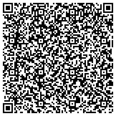 QR-код с контактной информацией организации ФОНД СОЦИАЛЬНОГО СТРАХОВАНИЯ РФ СТАРОКУЛАТКИНСКОГО РАЙОНА