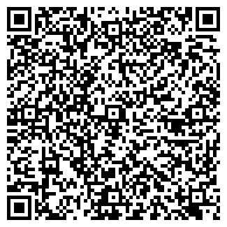 QR-код с контактной информацией организации АЗС АЗАТ