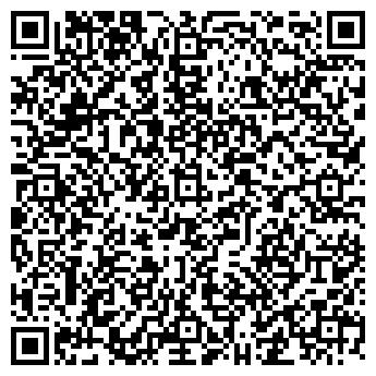 QR-код с контактной информацией организации КРАСНОРЕЧЕНСКАЯ СРЕДНЯЯ ШКОЛА