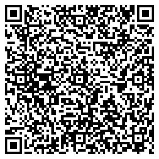 QR-код с контактной информацией организации АЛЬЯНС ООО