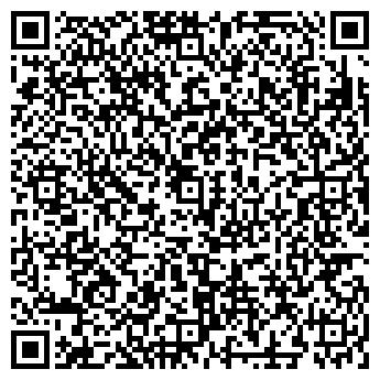 QR-код с контактной информацией организации УФМС СУРСКОГО РАЙОНА