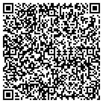 QR-код с контактной информацией организации СРЕДНЯЯ ШКОЛА С.АРАПОВКА