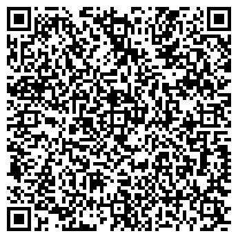 QR-код с контактной информацией организации АКНУР ЧП АМИРГЕРЕЙ