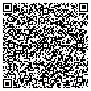 QR-код с контактной информацией организации ЛАЗУРНЫЙ БЕРЕГ