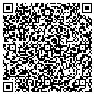 QR-код с контактной информацией организации РБК СЕРВИС