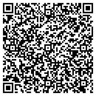QR-код с контактной информацией организации № 1 МЛПУ