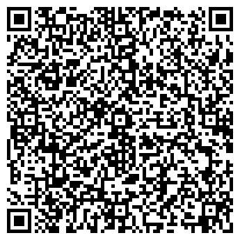 QR-код с контактной информацией организации ТЕМП ФИТНЕС КЛУБ, ООО