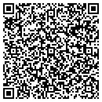 QR-код с контактной информацией организации РУССКИЕ ТКАНИ