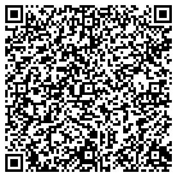 QR-код с контактной информацией организации DOMO СЕТЬ МАГАЗИНОВ