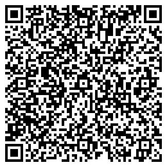 QR-код с контактной информацией организации РАССВЕТ ООО