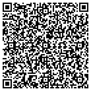 QR-код с контактной информацией организации ЛН КЛУБ