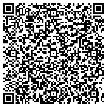 QR-код с контактной информацией организации ПОТЕШНАЯ СЛОБОДА