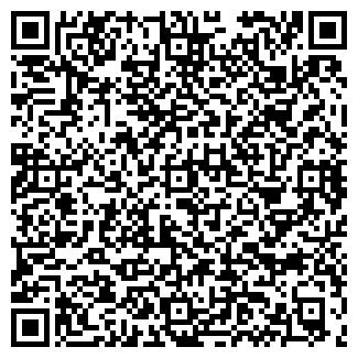 QR-код с контактной информацией организации ЕВРОТКАНИ