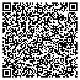 QR-код с контактной информацией организации ЛИГО