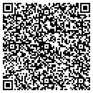 QR-код с контактной информацией организации МАГИЯ ЦВЕТОВ
