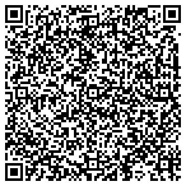 QR-код с контактной информацией организации Тиинское потребительское общество